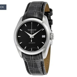 Couturier Automatic Black Dial Ladies Watch